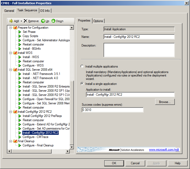 The Hydration Kit for ConfigMgr 2012 RC2 is available for