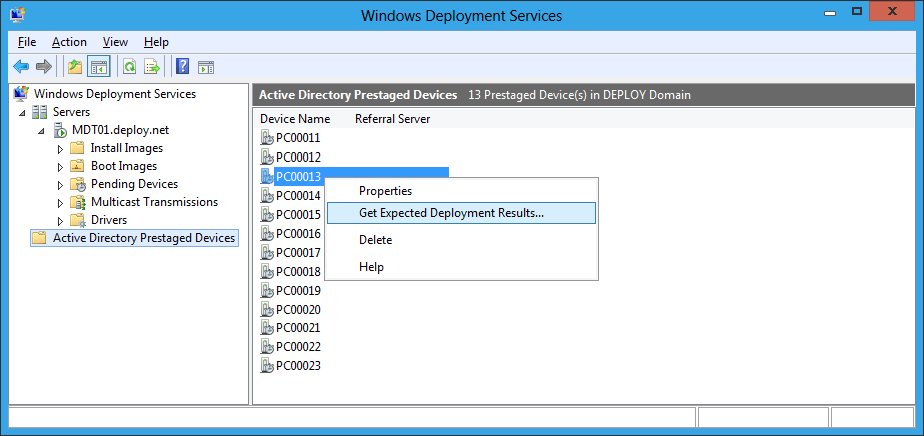 Windows Server 8 Developer Preview – New Features in WDS