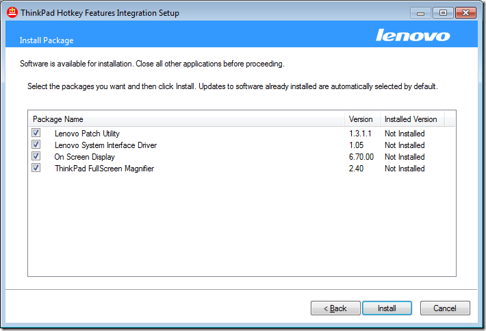 Back to basics – Finding Lenovo drivers and certify hardware