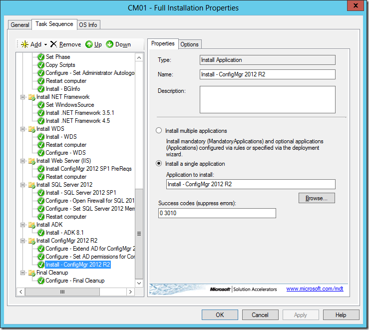 The Hydration Kit for ConfigMgr 2012 R2 is available for