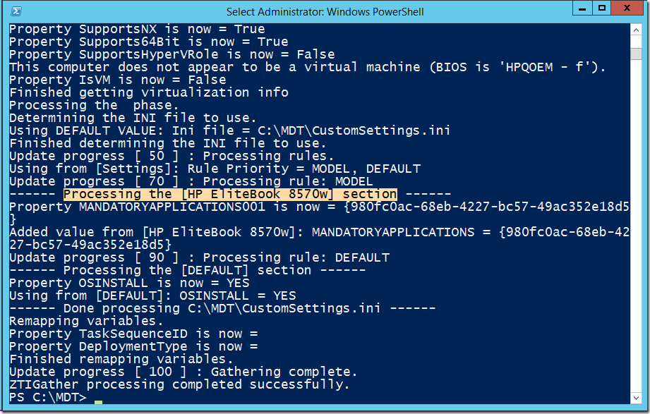 Save time (and avoid pain) – Create a MDT simulation