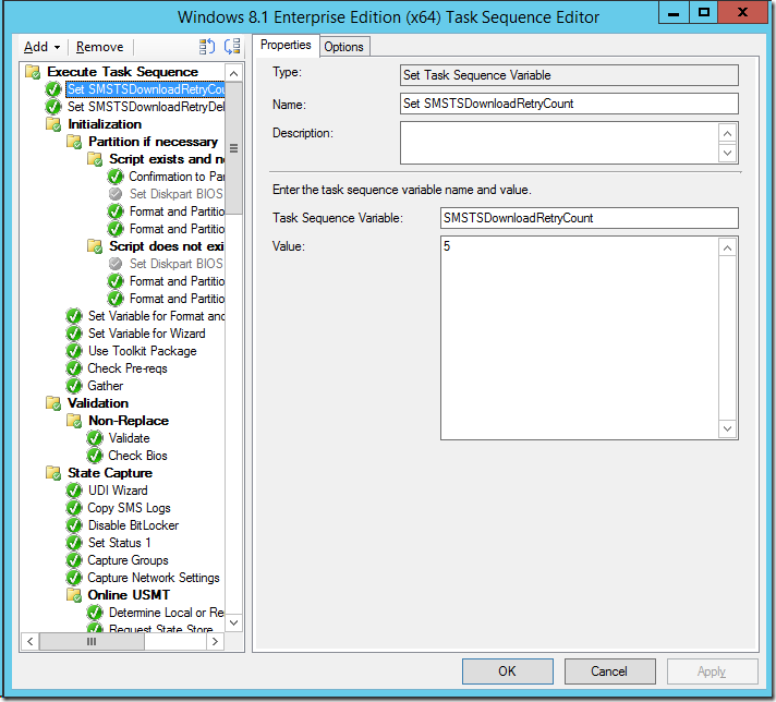 Debugging 80070002 and 80190191 errors during ConfigMgr
