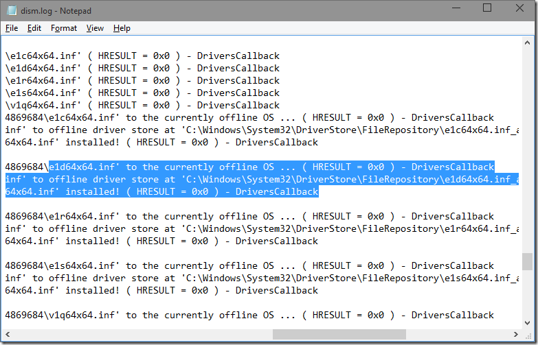 Deploying Windows Server 2012 R2 to Intel NUC devices using