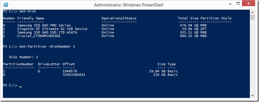 UEFI and NTFS – Friends to MDT 2013 at last – Deployment
