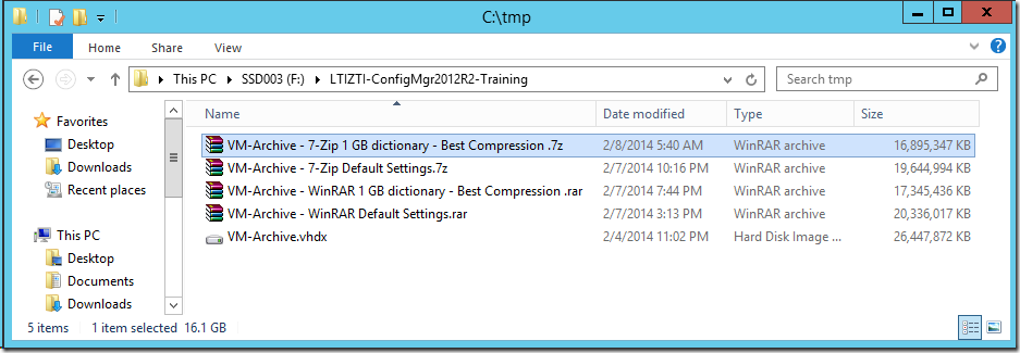 Beyond ZIP Part II – Data DeDuplication Archives for all