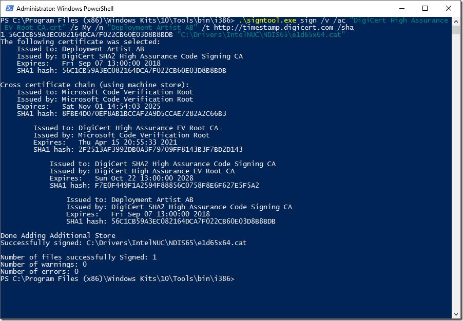 Deploying Windows Server 2016 to Intel NUC devices