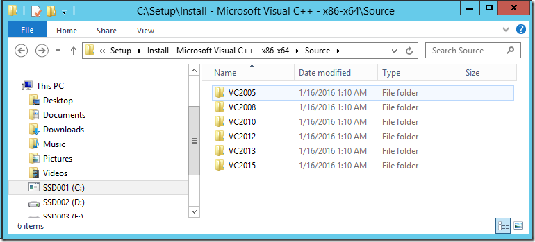 Building the perfect Windows Server 2016 reference image