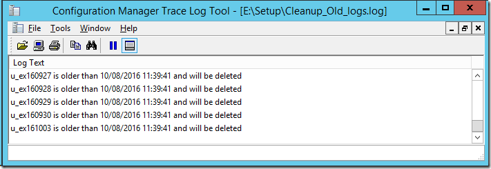 A little bit of ConfigMgr housekeeping – Deployment Research