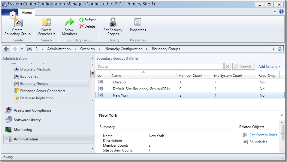 Setup Peer Cache in ConfigMgr Current Branch – Deployment