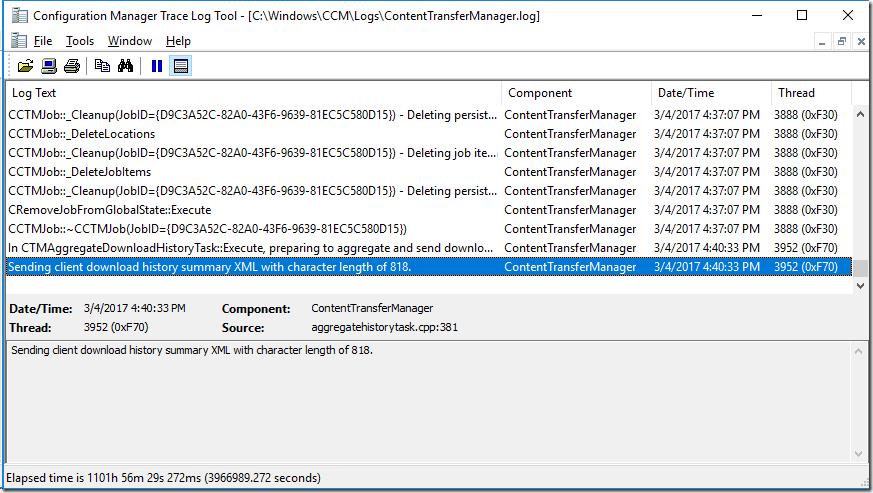 Setup BranchCache for ConfigMgr Current Branch – Deployment