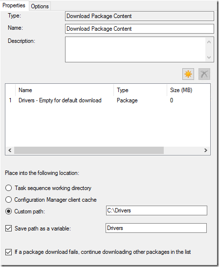 ConfigMgr Driver Management in just four steps – By Matthew