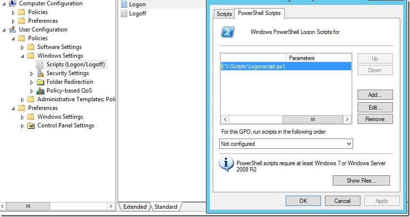 PSScriptPolicyTest script gets blocked by AppLocker in the