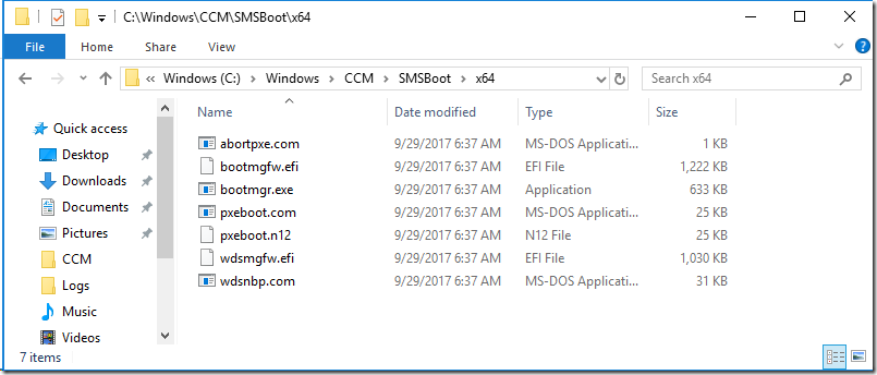 Introducing Peer PXE in ConfigMgr Technical Preview 1712