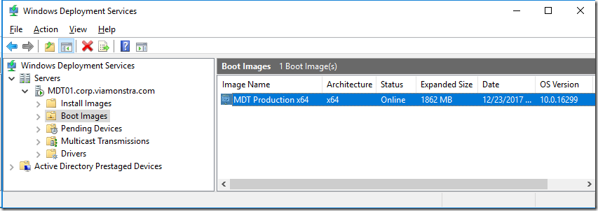 A Geeks Guide for upgrading to MDT 8450 - Deployment Research