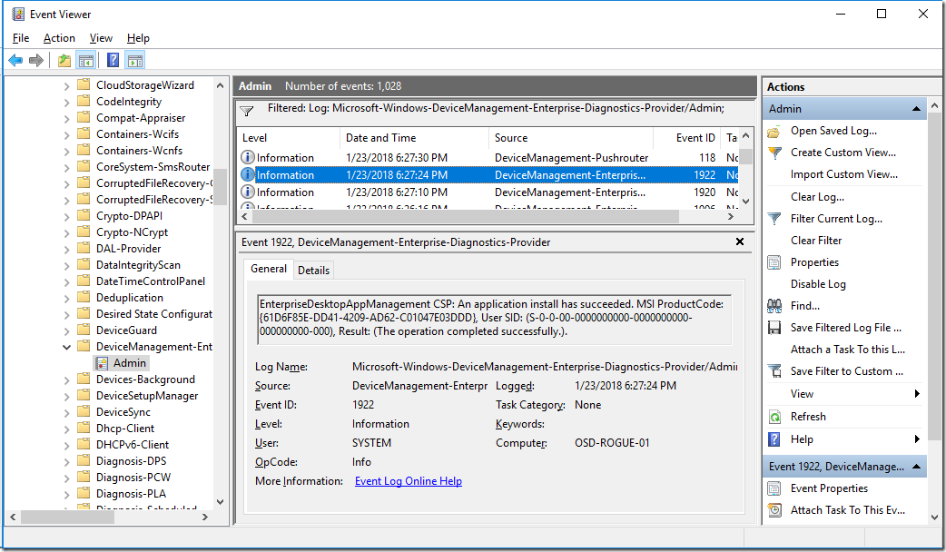Cloud OS Deployment, Part 1 – Running MDT Task Sequences