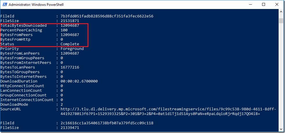 Setup Delivery Optimization (DO) for ConfigMgr Current