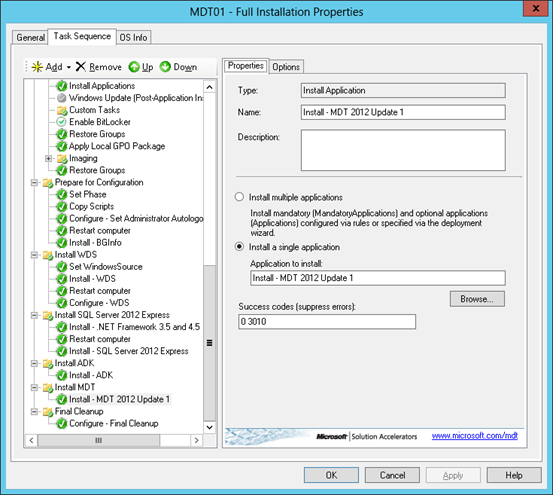 The Hydration Kit for Windows Server 2012 and MDT 2012